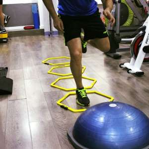 Training For Gold - Rehabilitación