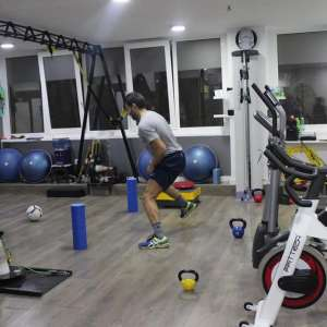 Training For Gold - Entrenamiendo dinámico