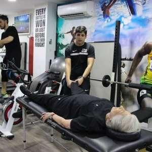 Training For Gold - Rehabilitación personas mayores