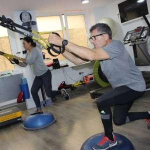 Training For Gold - Entrenamiento edad avanzada