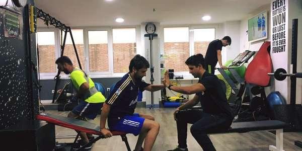 Training For Gold - Entrenamiento personal y rehabilitación
