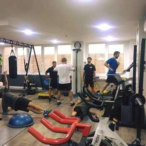 Training For Gold - Instalaciones