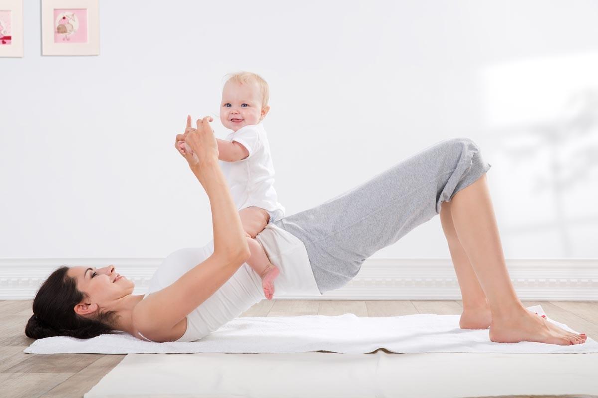 recuperar-la-forma-fisica-tras-embarazo